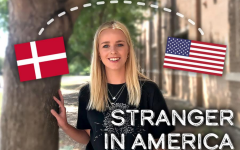 Stranger in America: temple