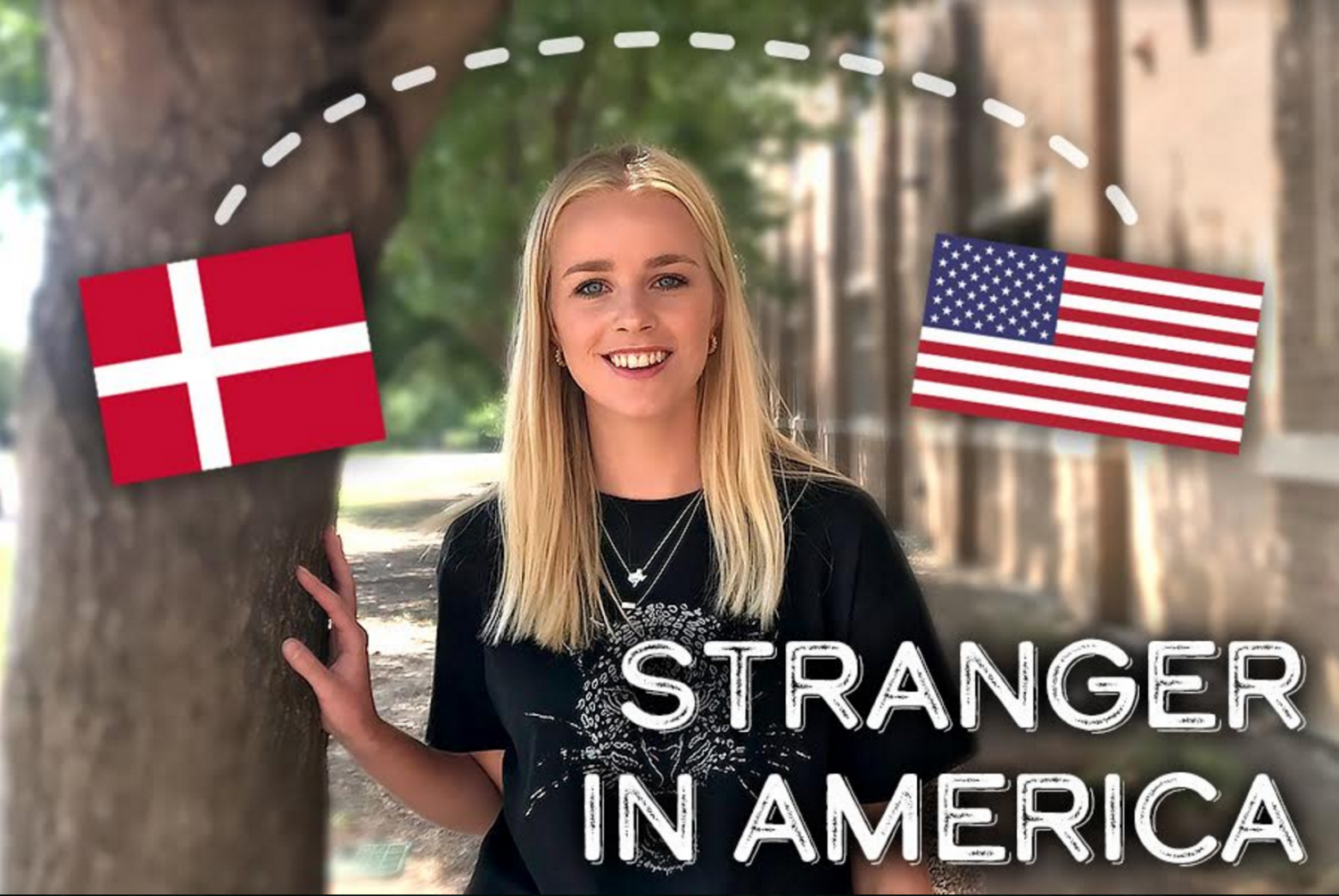 A foreign exchange student from Denmark, Wingspan's Julie Falk talks about all the new things in her life as she embarks on her journey as a Stranger in America.