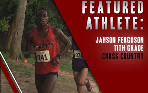Featured Athlete: Jahson Ferguson