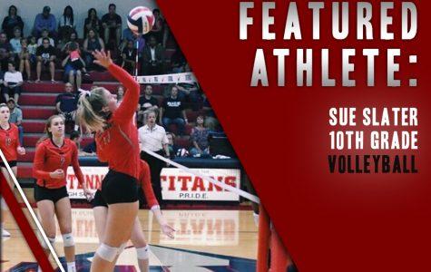 Featured Athlete: Sue Slater