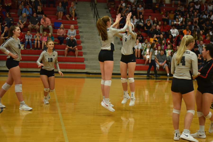 Redhawks were able to pull through against Wakeland on Tuesday night with a 3-2 win.