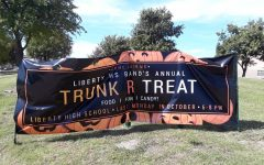 Usually held on the Monday before Halloween, Trunk R Treat features clubs, teams, and organizations handing out candy in an event that has grown tremendously over the years. This year the event is cancelled due to concerns about the COVID-19 pandemic.