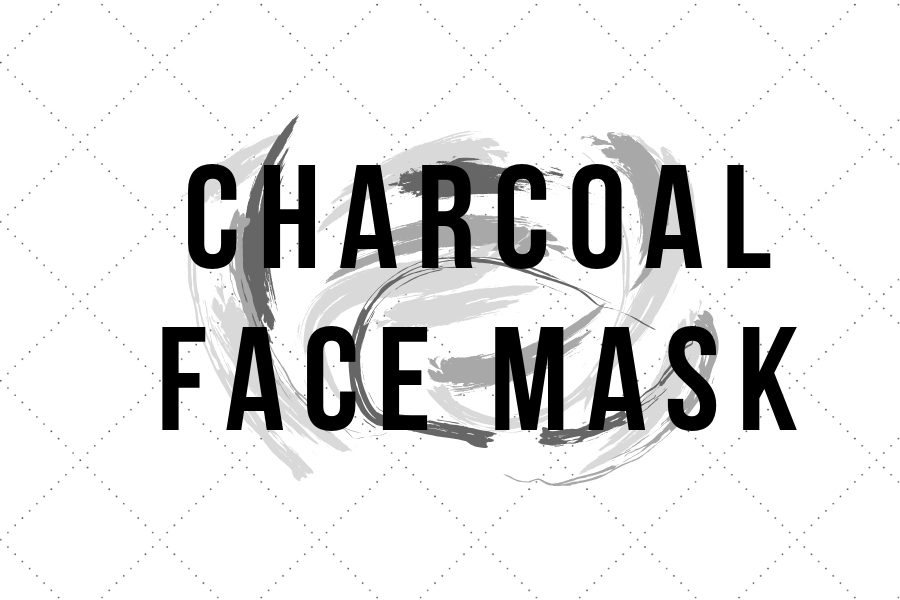 Charcoal is a natural remedy for oily and acne prone skin.