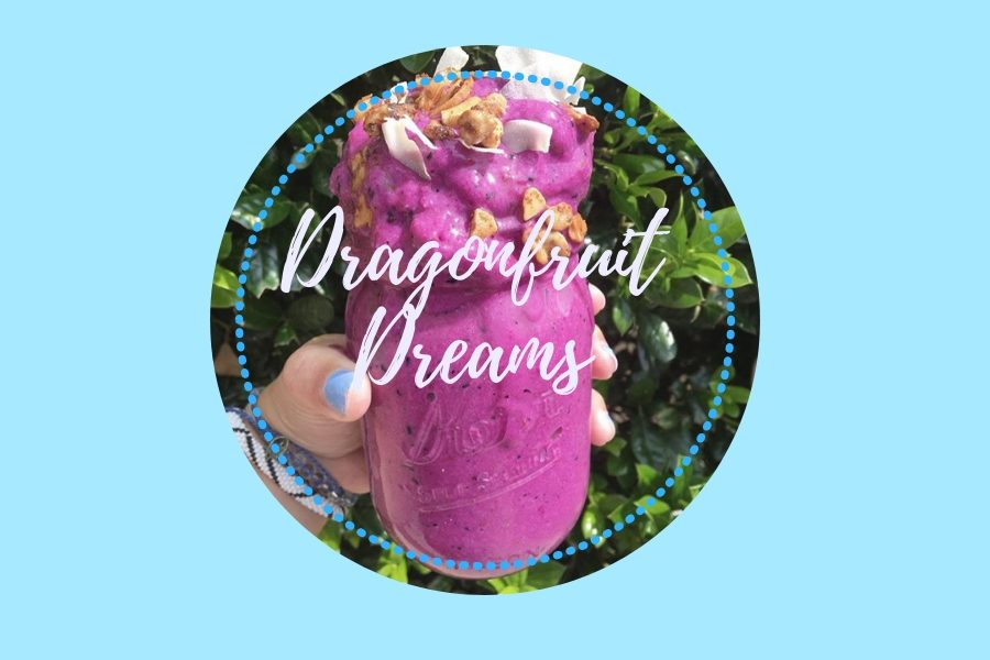 Dragon fruits are an excellent source of antioxidant and fibers.