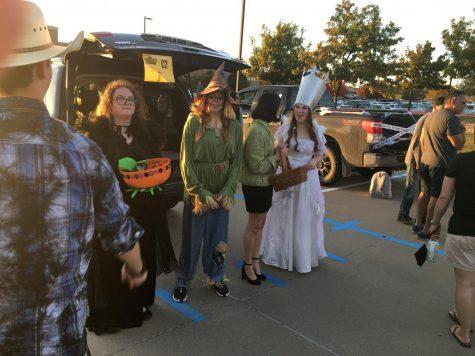 Spooky season takes over campus