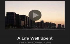 Analyzing a 'life well spent'