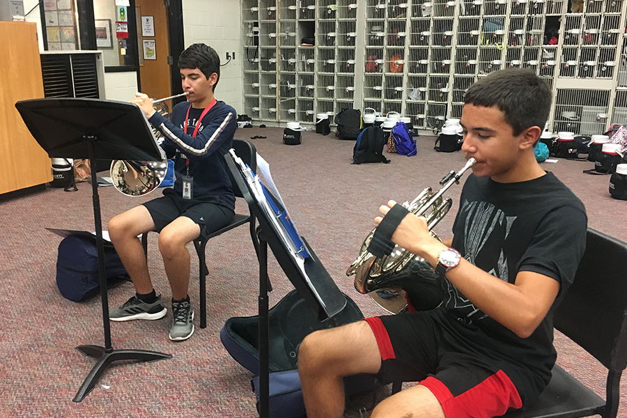 Band will be heading to The Star to play in FISD's third annual Marching Band Showcase Tuesday from 7–9:30 p.m.