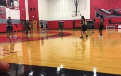 Girls' basketball tips off the season in annual tournament