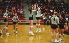 Soaring to new heights, volleyball seeks 14th straight win