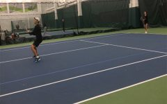 Tennis gets ready for a tough fight