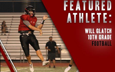 Featured Athlete: Will Glatch