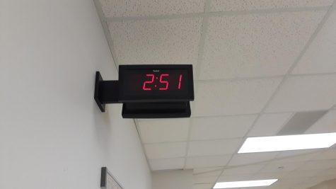 Clocks roll back an hour Sunday