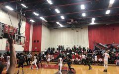 Little Elm's Hampton quiets crowd as Lobos win 71-46