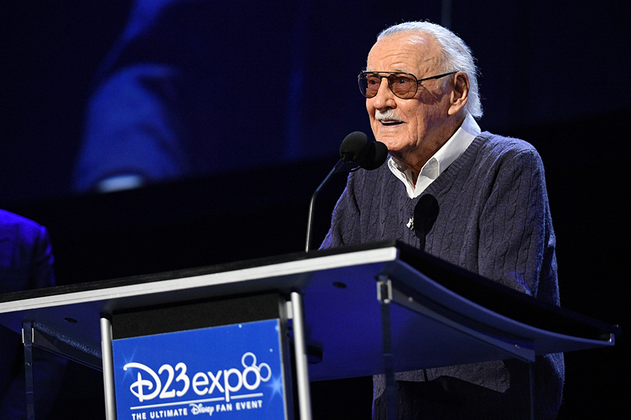 Largely credited with helping to create many of Marvel's best-known characters, Stan Lee was born as Stanley Lieber in 1922 in Manhattan. Becoming famous for his comics, he also wrote training manuals in the Army Signal Corps during World War II. In 1961, Lee and Jack Kirby produced the first issue of The Fantastic Four. A year later, Lee and Steve Ditko introduced the world to Spider-Man. Lee passed away in Los Angeles on Monday at the age of 95.