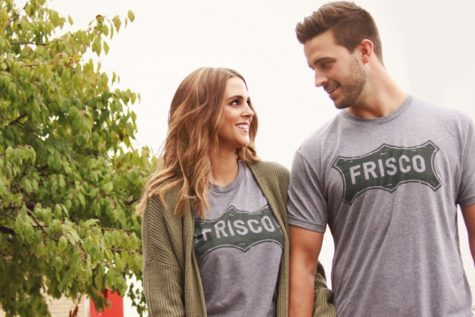 New collection tumbles into Frisco