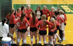 Leopards ground Redhawks bringing volleyball season to an end