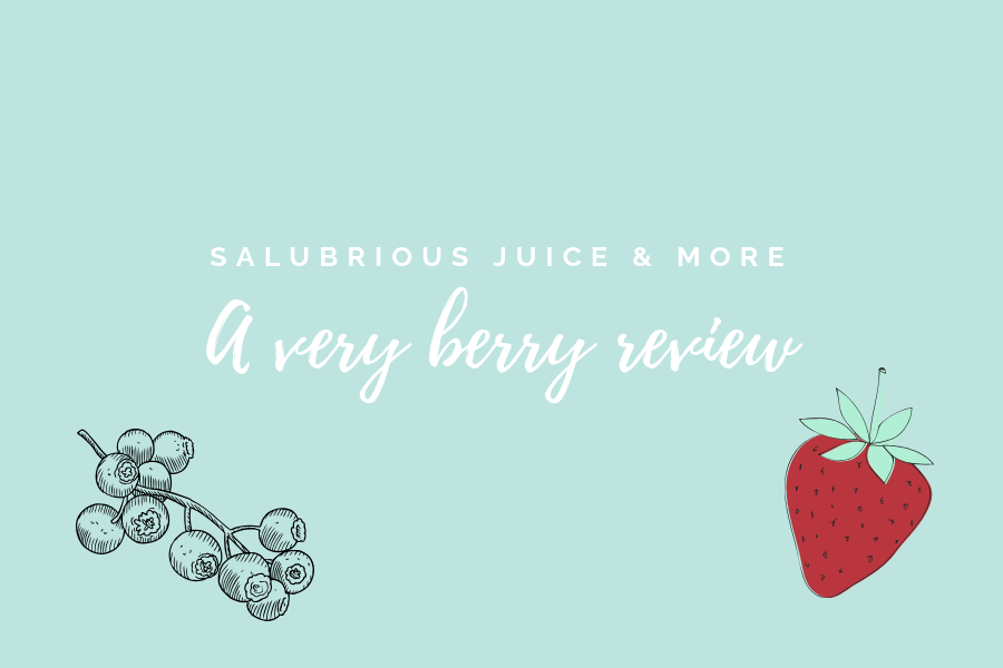 Salubrious Juice & More is 100 percent organic and plant-based. The menu includes a variety of fruit smoothies, lunch items and bottled juices.