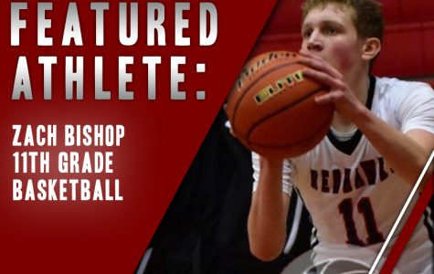 Featured Athlete: Zach Bishop