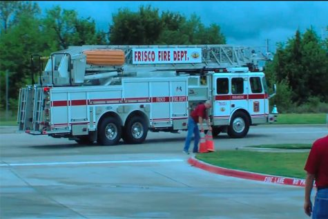 Frisco FD leads the way in blood transfusion training