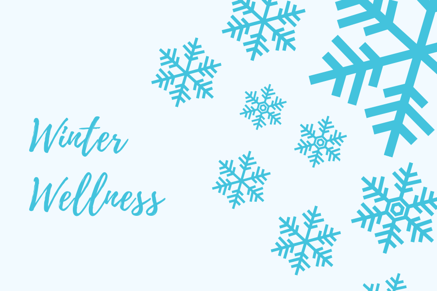 Facing the winter blues a healthy way, senior Katharina Santos shares some tips on how not to get sick during the winter.
