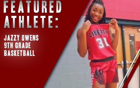 Featured Athlete: Jazzy Owens