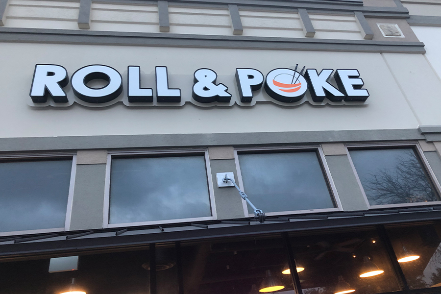 Located off of Preston and SH 121, Roll & Poke provides a Native Hawaiian and Japanese experience for residents of Frisco.