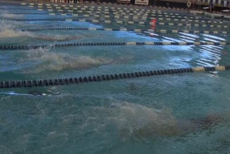 Swim team hopes to makes waves at TISCA Invitational