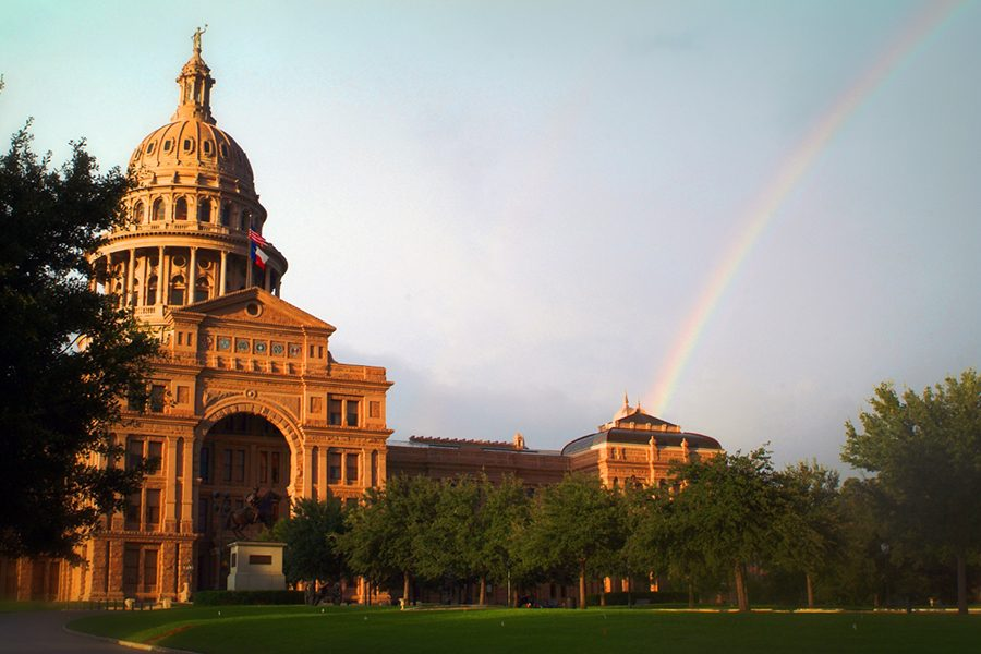Lawmakers+in+Austin+kicked+off+the+2019+legislative+session+on+Tuesday.+Spanning+a+total+of+140+days%2C+lawmakers+are+faced+with+more+6%2C000+bills%2C+among+which+there+are+dozens+dealing+with+education.+