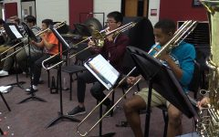 Five Redhawks soar to All-State band