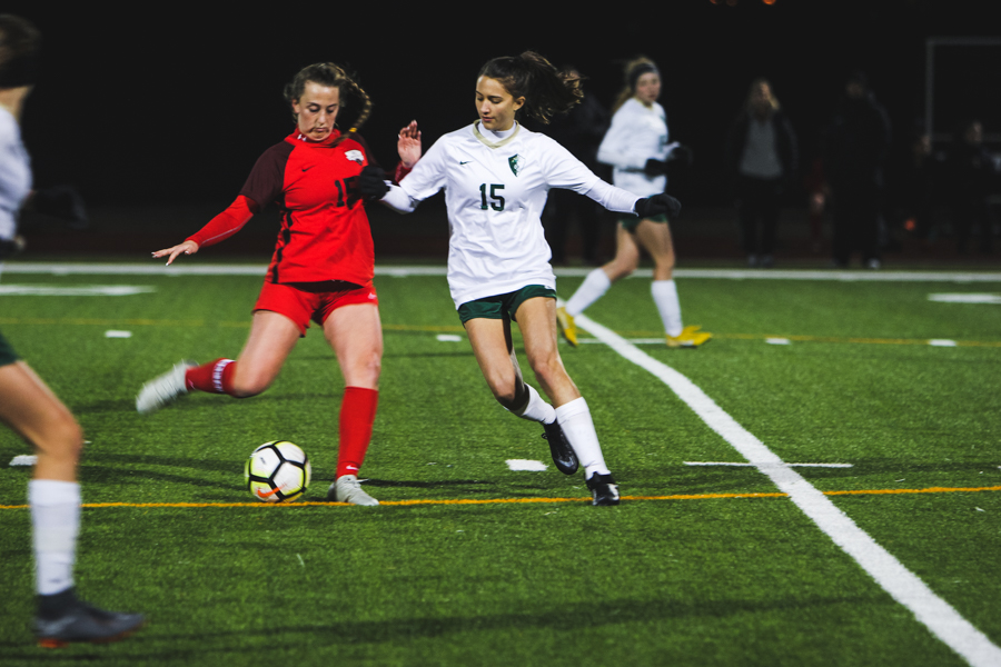 Both boys and girls soccer faced the Wakeland Wolverines. The boys' soccer team lost, 5-1.  the girls took on the Wolverines, but fell behind in a close 4-2 loss.