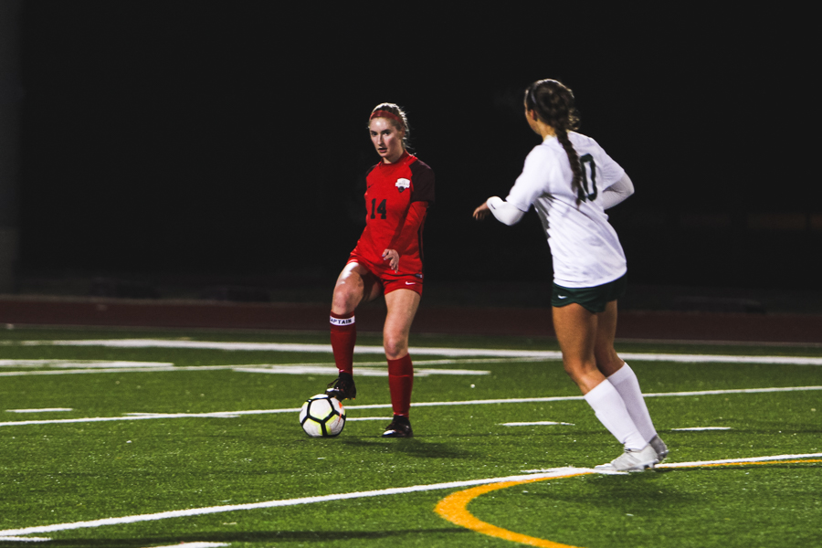The soccer program is aiming for success with the girls seeking their third district win and the boys seeking their first. They will face the Frisco Raccoons on Tuesday with girls' starting at 7:00 p.m. at home and the boys beginning at 7:15 p.m. at Frisco.