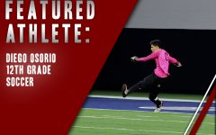 Featured Athlete: Diego Osorio