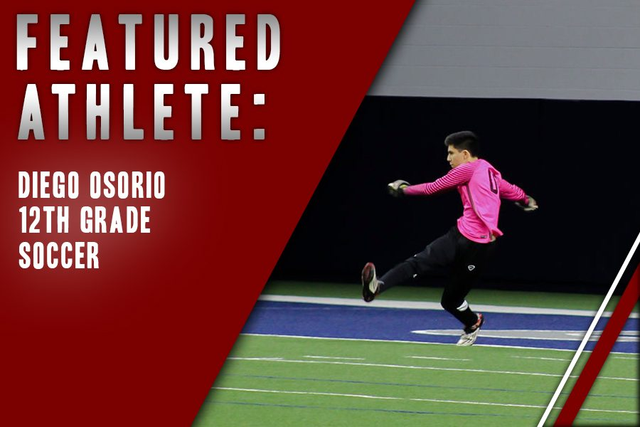 Finishing+out+his+last+year+of+high+school%2C+senior+Diego+Osorio+takes+his+spot+as+the+Redhawk%27s+goalie+after+playing+soccer+for+over+10+years.