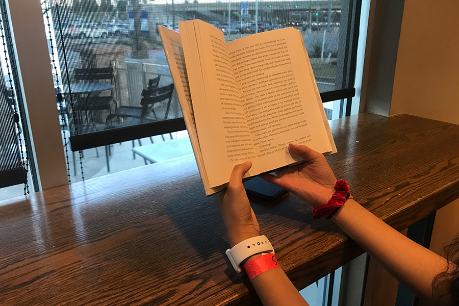 Evaluating the benefits of independent reading, Wingspan's Ashika Deshpande sees the positive impact mandatory reading can have in class and urges English teachers to set aside some time for reading.