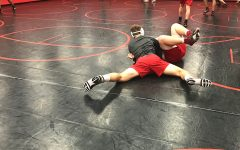 Double dual on tap for wrestling