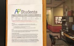 Due to the recent power outages, the AP Exam payment deadline and withdrawal period was extended to February 26th.