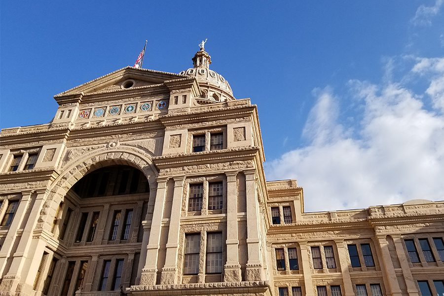Texas+House+Speaker+Dennis+Bonnen+vowed+to+make+public+education+funding+his+top+priority+after+years+of+inequity%2C+property+tax+hikes%2C+and+band-aid+solutions.+While+legislators+are+still+awaiting+the+main+funding+bill%2C+this+legislation+would+see+teachers+get+a+four-figure+raise