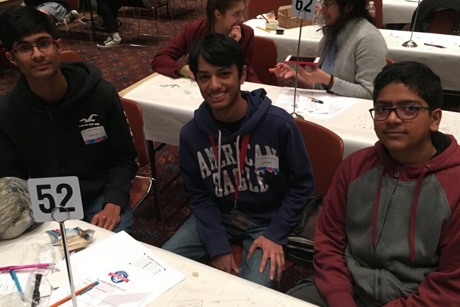 Three students in JWAC placed in the top 30 out of 94 at the Academic WorldQuest Competitions. Throughout the competitions, the students were able to learn about different world views and current events.
