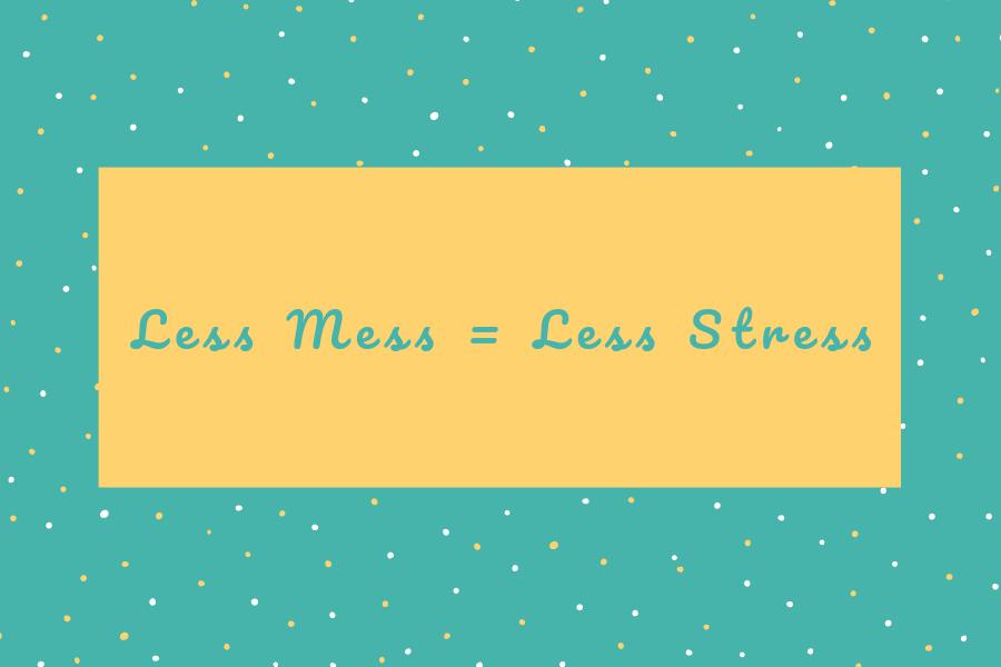 Senior Katharina Santos gives tips on reorganizing your life to minimize stress.