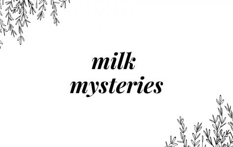 Milk mysteries