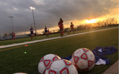 Girls' soccer host President's Day skills camp