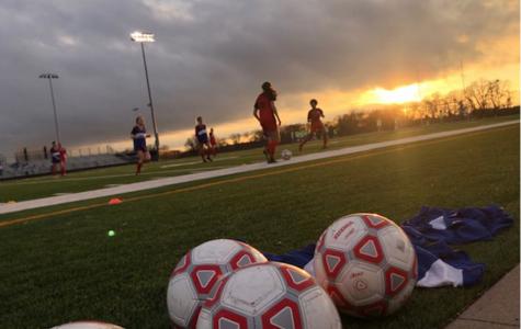 Girls' soccer host President's Day skills camp