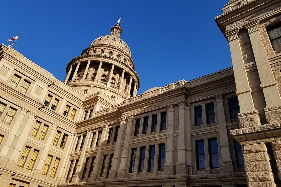 Days+before+the+end+of+the+session%2C+the+Texas+Legislature+passed+HB+3+on+school+finance+reform+unanimously.+The+bill+was+months+in+making%2C+undergoing+much+debate+and+revisions+as+legislators+aimed+to+boost+education+funding.