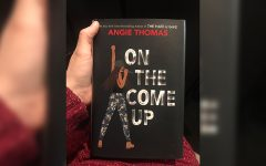 Responding to its growing popularity, Angie Thomas visits Independence
