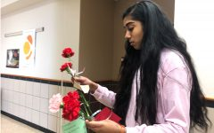 Key Club delivers Valentine's cheer