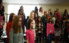 Pre-UIL event designed to help choir get ready