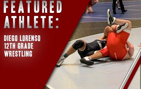 Featured Athlete: Diego Lorenso