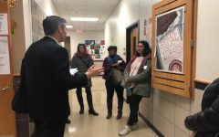 Community reviews campus athletics and fine arts