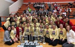 Red Rhythym sweeps at Danceline USA Ring of Champions