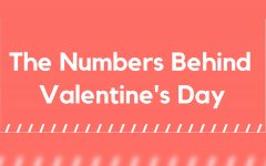 The Numbers Behind Valentine's Day